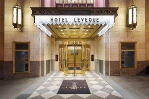 Exterior view - Hotel LeVeque Columbus