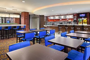 Restaurant - Courtyard by Marriott Hotel Columbia Airport