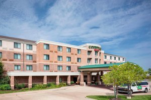 Exterior view - Courtyard by Marriott Hotel Columbia Airport