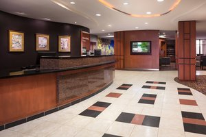 Lobby - Courtyard by Marriott Hotel Columbia Airport