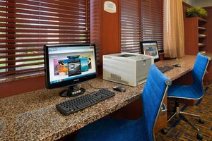 Conference Area - Courtyard by Marriott Hotel Columbia Airport