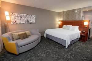 Room - Courtyard by Marriott Hotel West Chester