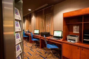 Conference Area - Courtyard by Marriott Hotel West Chester