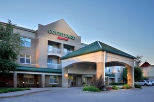 Exterior view - Courtyard by Marriott Hotel Wausau
