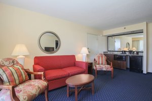 Suite - Courtyard by Marriott Hotel Flint