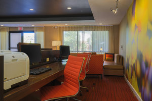 Conference Area - Courtyard by Marriott Hotel Flint