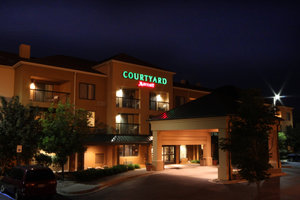 Exterior view - Courtyard by Marriott Hotel Flint