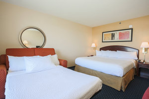 Room - Courtyard by Marriott Hotel Flint