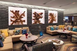 Lobby - Marriott Hotel Irvine