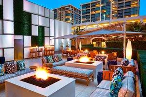 Exterior view - Marriott Hotel Irvine