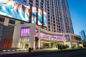 Exterior view - Residence Inn by Marriott Downtown Los Angeles