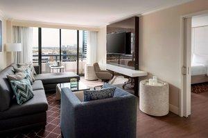 Suite - Marriott Hotel Irvine