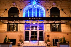 Exterior view - Blackstone Hotel Chicago