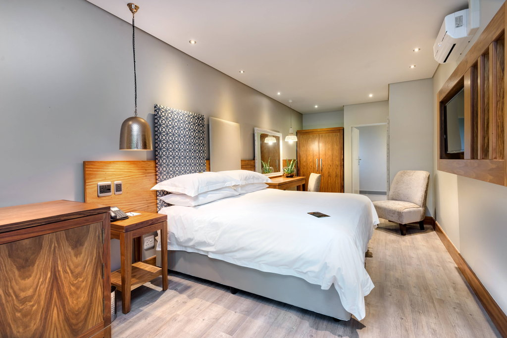 Luxury Double Guest Room