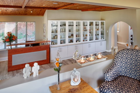 Hunters Rest Health and Beauty Spa - Reception