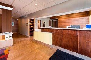 Lobby - Fairfield Inn by Marriott Pensacola