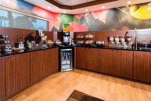 Restaurant - Fairfield Inn by Marriott Pensacola