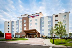 Exterior view - TownePlace Suites by Marriott Sherwood Park