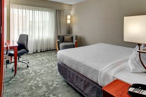 Room - Courtyard by Marriott Hotel Oxford