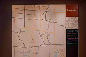 Map - TownePlace Suites by Marriott Columbia