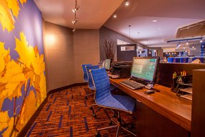 Conference Area - Courtyard by Marriott Hotel Charlotte