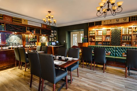 Hussar Grill - Dining Area