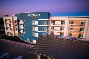 Exterior view - Courtyard by Marriott Hotel Midlothian
