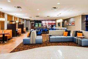 Lobby - Courtyard by Marriott Hotel Miramar