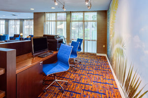 Conference Area - Courtyard by Marriott Hotel Miramar