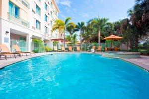 Recreation - Courtyard by Marriott Hotel Miramar