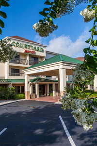 Exterior view - Courtyard by Marriott Hotel Florence