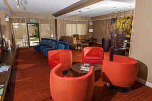 Lobby - Courtyard by Marriott Hotel Florence