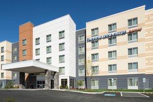 Exterior view - Fairfield Inn & Suites by Marriott Hershey