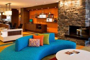 Lobby - Fairfield Inn & Suites by Marriott Hershey
