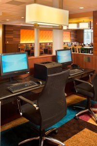 Conference Area - Fairfield Inn & Suites by Marriott Hershey