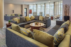 Lobby - Courtyard by Marriott Hotel Medical Center Houston