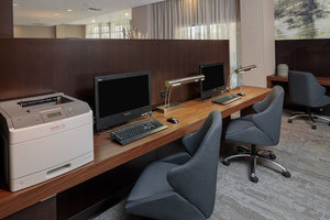 Conference Area - Courtyard by Marriott Hotel Medical Center Houston