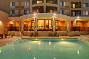 Recreation - Courtyard by Marriott Hotel Medical Center Houston