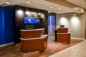 Lobby - Courtyard by Marriott Hotel Hyannis