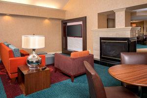 Lobby - Residence Inn by Marriott Falls Church