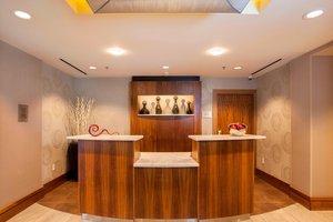 Lobby - Courtyard by Marriott Hotel Ithaca