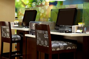 Conference Area - Courtyard by Marriott Hotel Ithaca