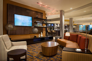 Lobby - Courtyard by Marriott Hotel Lebanon
