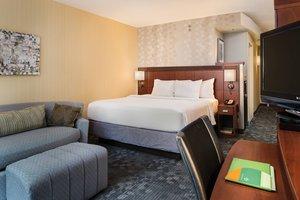 Room - Courtyard by Marriott Hotel Lebanon