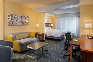 Suite - Courtyard by Marriott Hotel Lebanon