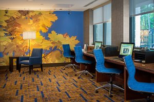 Conference Area - Courtyard by Marriott Hotel Lebanon