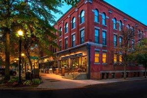 Exterior view - Fairfield Inn & Suites by Marriott Downtown Keene