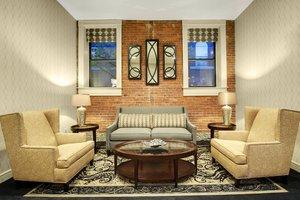 Lobby - Fairfield Inn & Suites by Marriott Downtown Keene