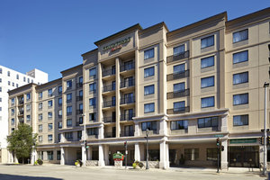 Exterior view - Courtyard by Marriott Hotel Downtown Milwaukee