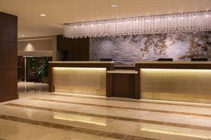 Lobby - Marriott Pere Marquette Hotel Peoria